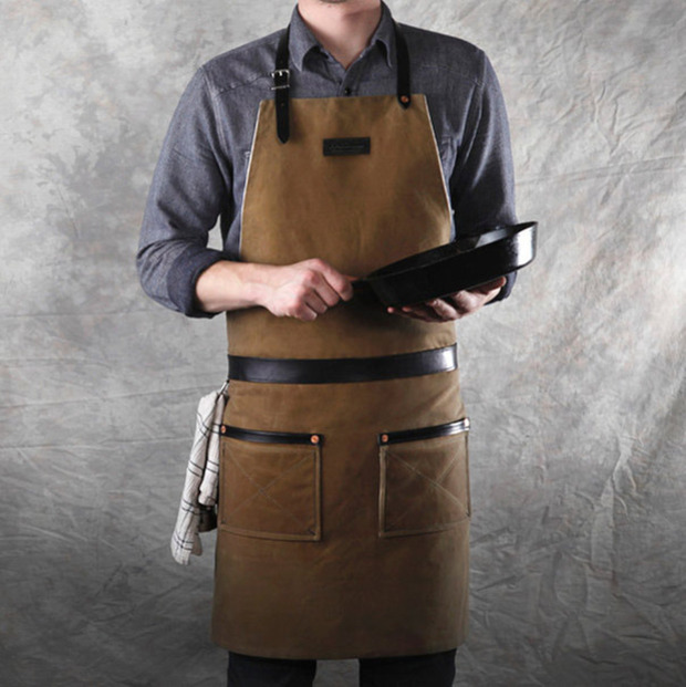 Hardmill Rugged Apron