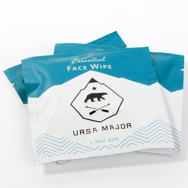 Ursa Major Bamboo Face Wipes