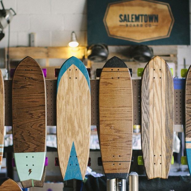 Interview: Jacob Henley of Salemtown Board Co.