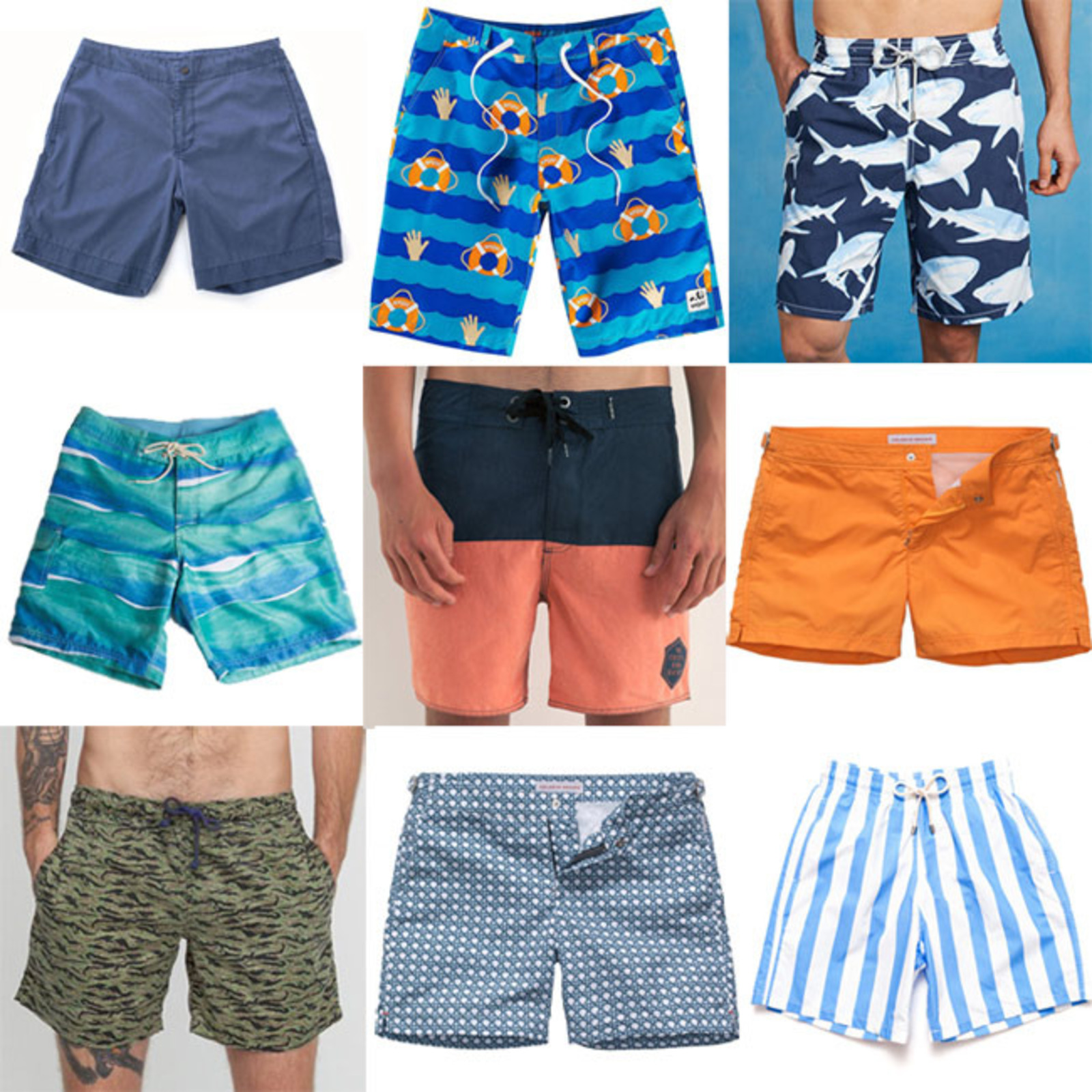 Here at onelainsex.ml, you will find the widest range of men's swimwear of all the specialized brands such as Cover Male, WildmanT, Marcuse and much more. The multitude of the swimwear at the site includes the following styles.