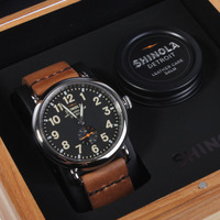 Shinola Limited Edition 40mm Runwell