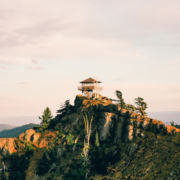 WA State Fire Lookout Project