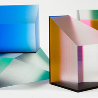 Lucite Sculptures by Phillip Low