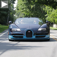 Cool Hunting Video: Bugatti Veyron Grand Sport Vitesse