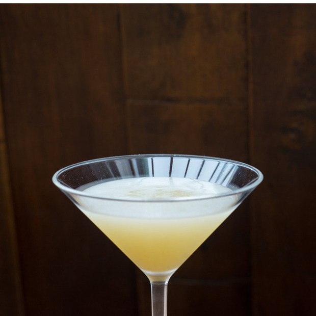 The Lucy June Cocktail
