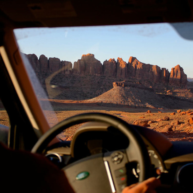 Off Piste: On the Trans-America Trail with Land Rover