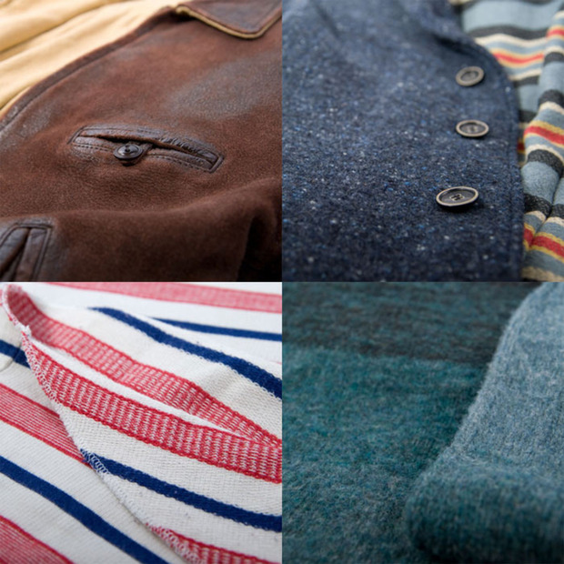 Levi's Vintage Clothing and Made & Crafted Fall 2013