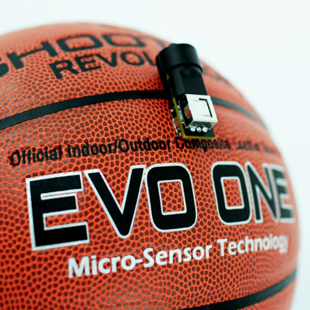 EVO ONE Basketball by Shooters Revolution
