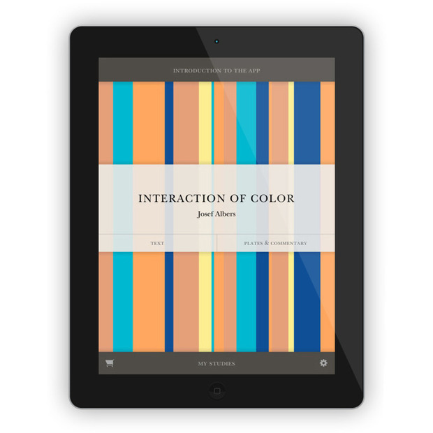 Interaction of Color App