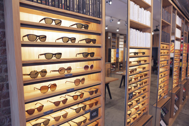 Warby Parker: New Store, Fresh Collection