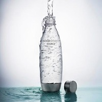 SodaStream Source Bottle by Yves Béhar
