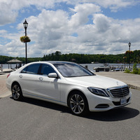 Test Drive: The All-New 2014 Mercedes-Benz S-Class