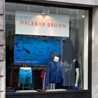 Orlebar Brown Goes Blue