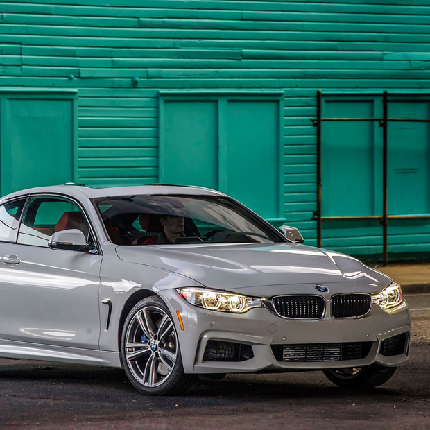 Test Drive: 2014 BMW 4 Series