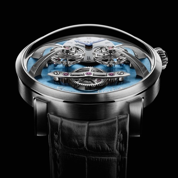 MB&F Legacy Machine No. 2