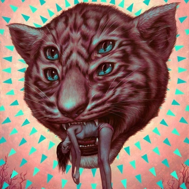 Meow Brow by Casey Weldon