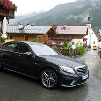Four New Mercedes-Benz S Class Vehicles Debut at the Frankfurt Auto Show