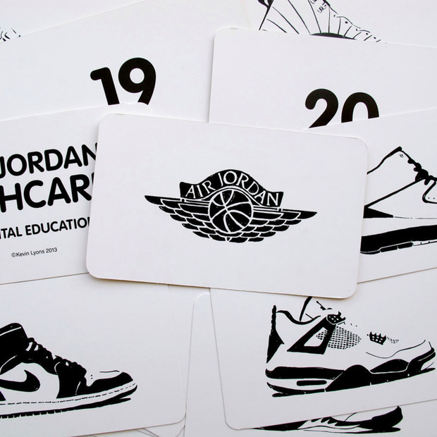 Air Jordan Flashcards