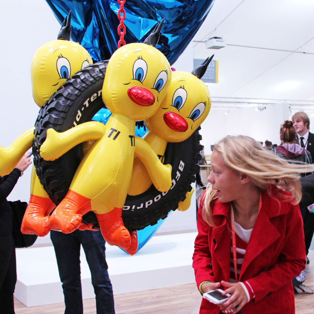 London's Frieze Art Fair with Clay Ketter