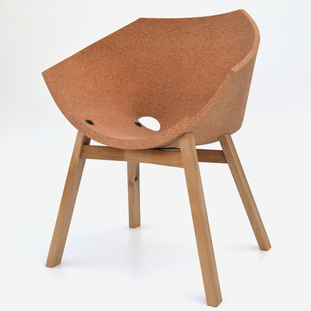 The Corkigami Chair