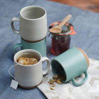 Mazama Ceramic Drinking Vessels