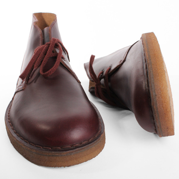 Clarks Horween Chromexcel
