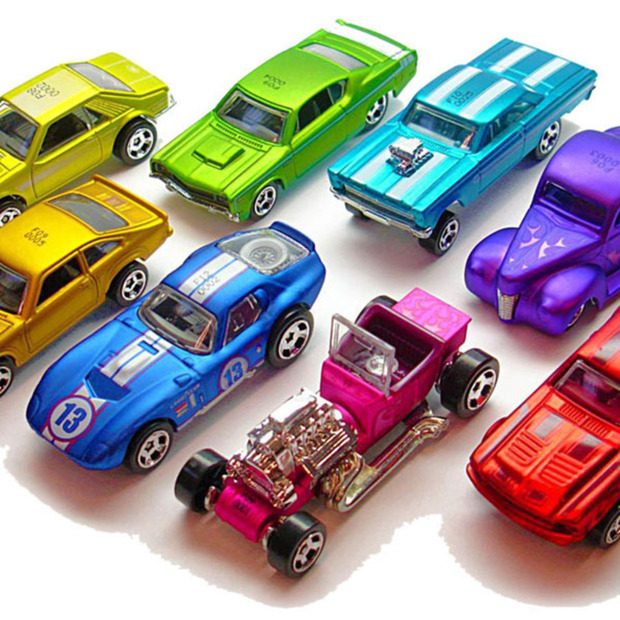 Interview: Christian Zentner of Hot Wheels