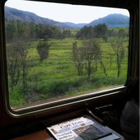 Blue Train: Pretoria to Cape Town