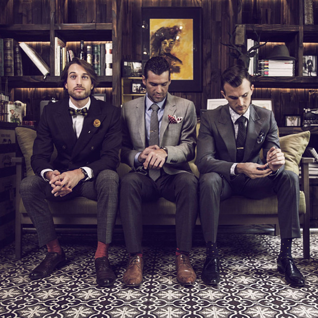 Indochino Traveling Tailor