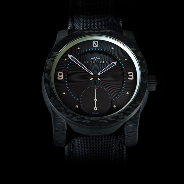 Schofield Watch Company: Blacklamp