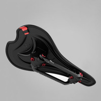 Morgaw Shock Absorbing Bicycle Saddle