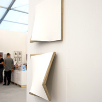 Miami Art Week 2013: Folded, Rippled and Melted