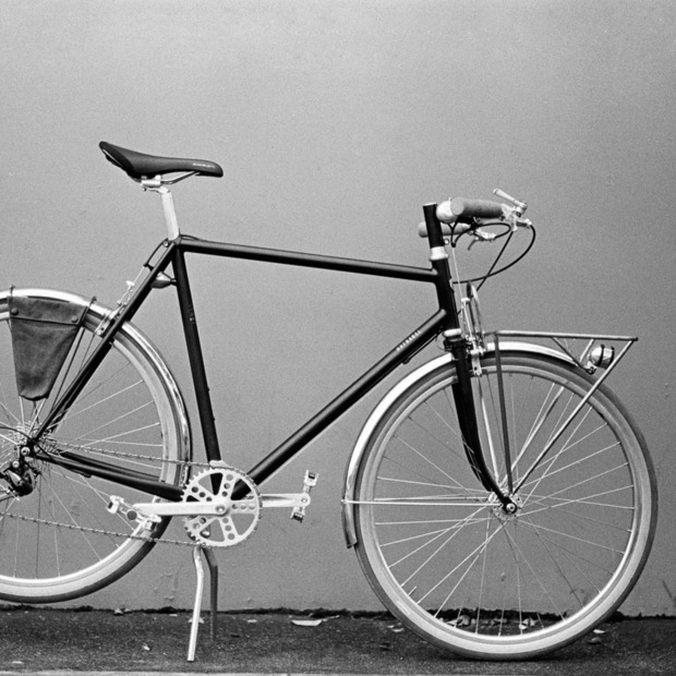 Hufnagel Cycles Porteur Project