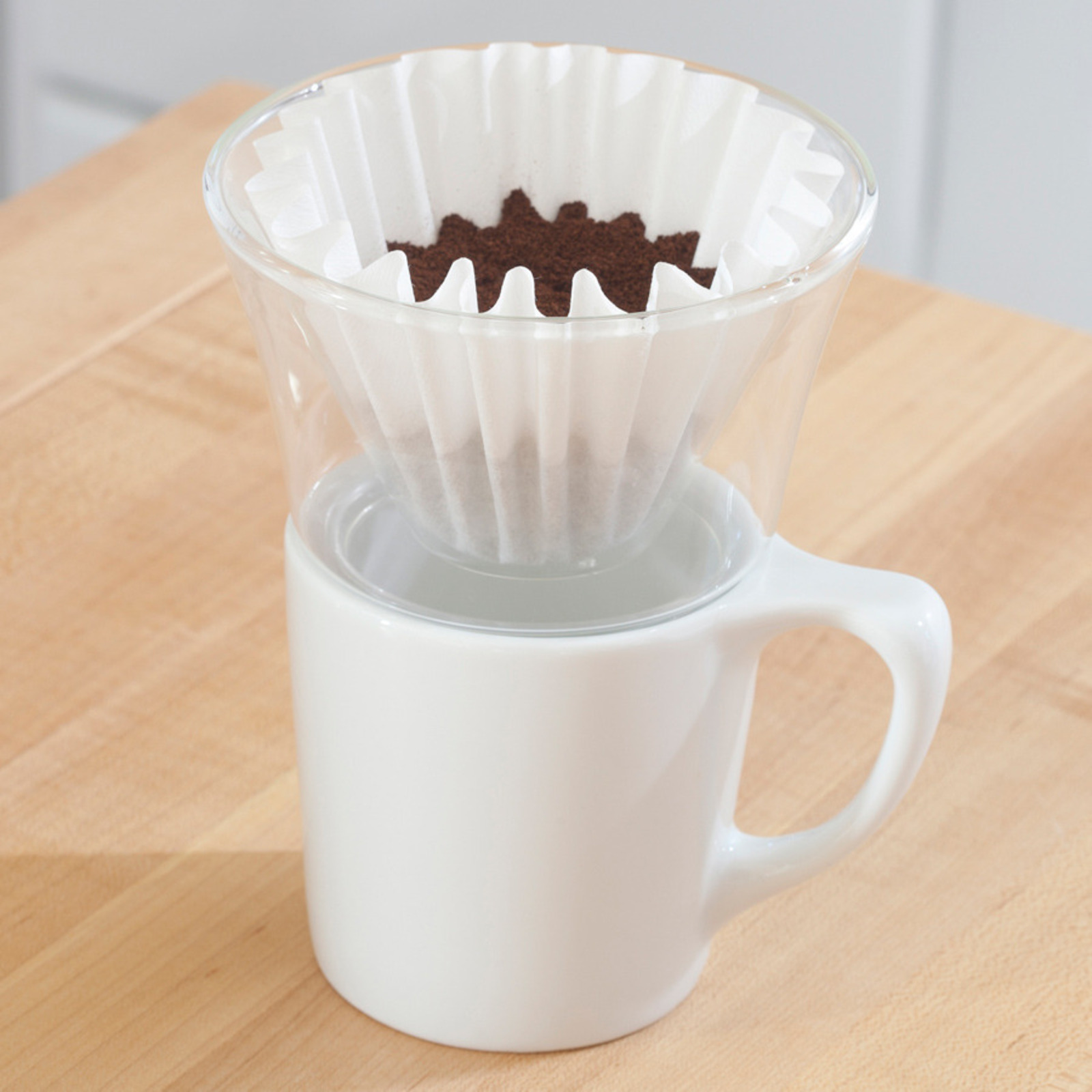 notNeutral GINO Glass Dripper - Cool Hunting