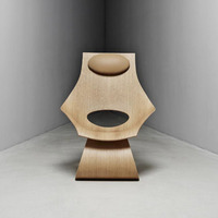 Tadao Ando's Dream Chair
