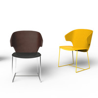 Claesson Koivisto Rune for Offecct Lab: The Modena Chair