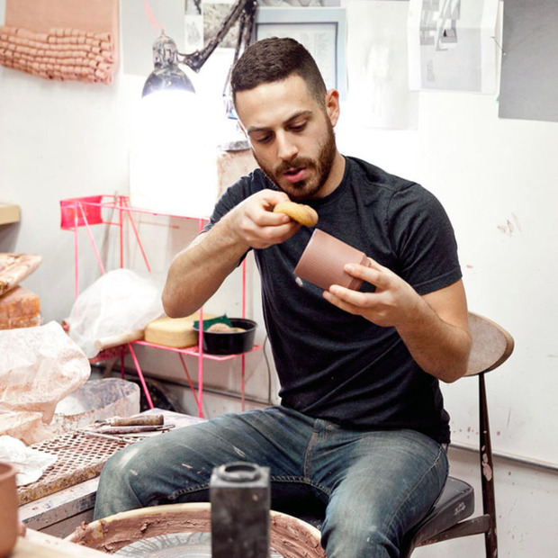 Studio Visit: Ben Medansky Ceramics: The LA-based ceramist on his inspiration, motivation and making art a career