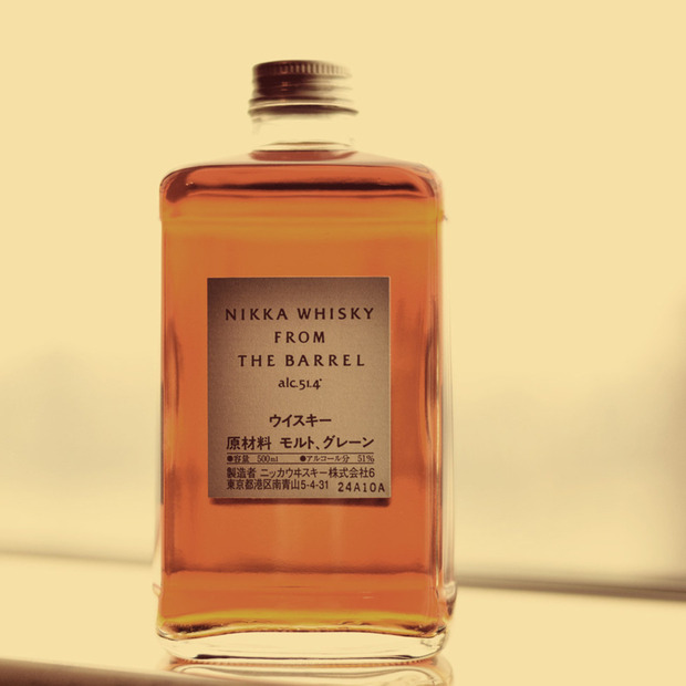 Nikka Whisky From The Barrel: The aromatic, full-bodied Japanese whisky is available worldwide