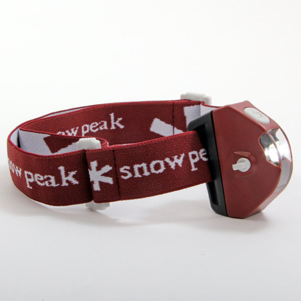 Mola Headlamp by Snow Peak
