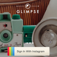Glimpse Dating App