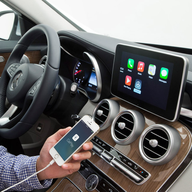 Apple CarPlay: The groundbreaking portable in-car OS features seamless smartphone integration, intuitive user interface and regular software updates