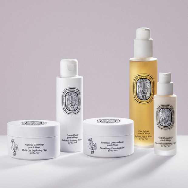 L'Art Du Soin by Diptyque: The cult-followed French candlemaker debuts an equally intoxicating and aromatic unisex skincare line