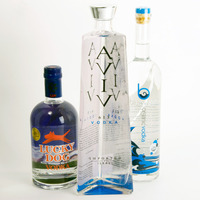 New and International Vodkas