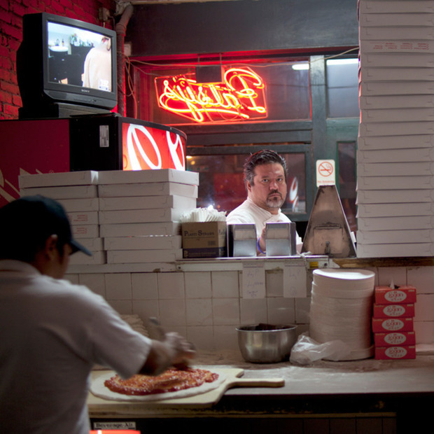 The New York Pizza Project: Native New Yorkers pound the pavement in search of authentic slices, stories and characters