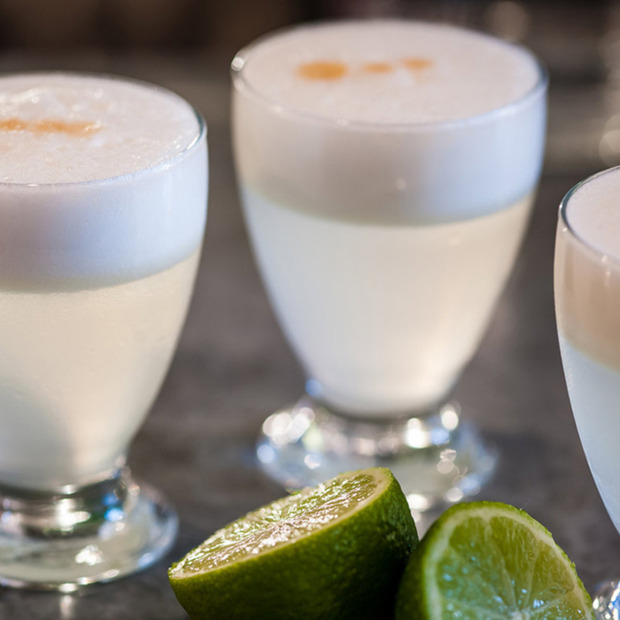 The Pisco Sour and Beyond