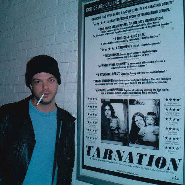 "Interview: Jonathan Caouette: A 10th anniversary screening of his acclaimed film ""Tarnation"" and a new queer exhibition"