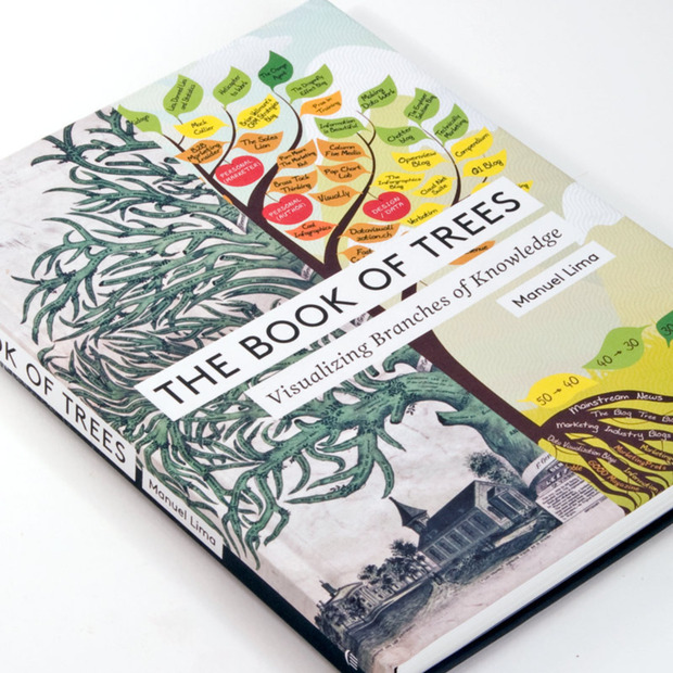 Manuel Lima: The Book of Trees: The data visualization master's new work gives a history and analysis of leafy diagrams