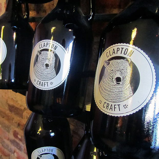 Clapton Craft Beer: A new beer and growler refill shop in East London that stocks international favorites