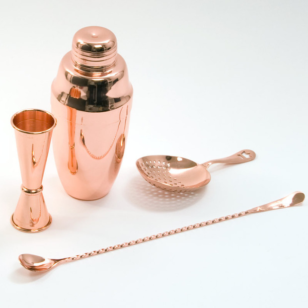 Cocktail Kingdom: Copper Collection