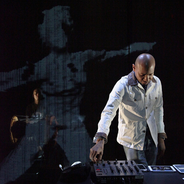 DJ Spooky: Seoul Counterpoint: The musician spins a live internet tale of two cities at NYC's La MaMa this weekend